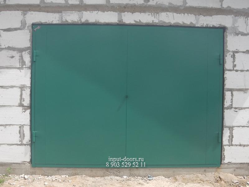 Гаражные ворота цена в Тучково